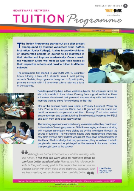 2011-tuition-programme-newsletter
