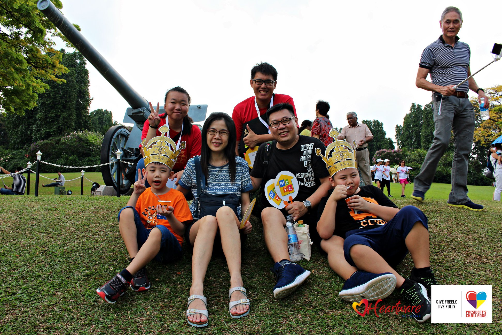 A Day at the Istana Open House