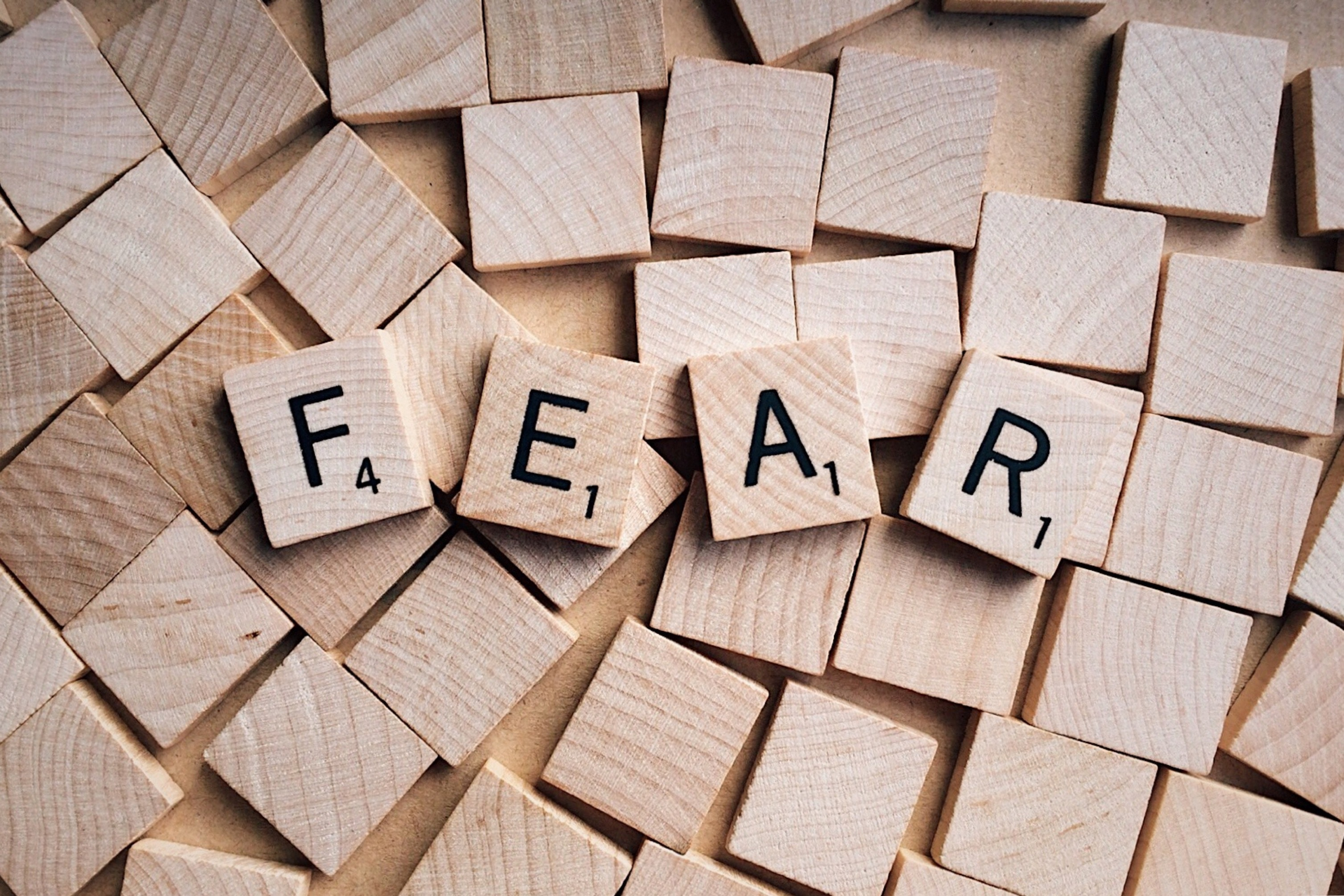 How Much Fear Really Define Us