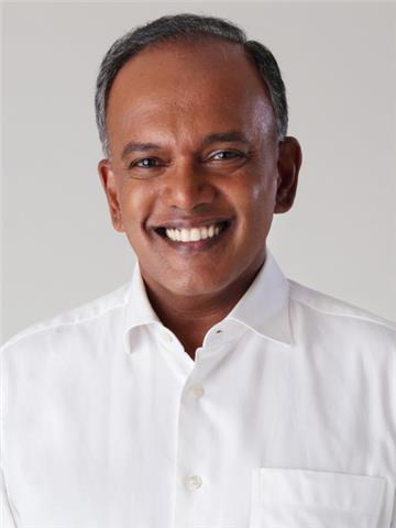 Mr K Shanmugam