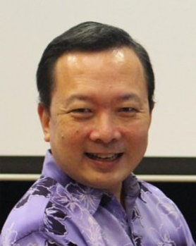 Mr Raymond Huang