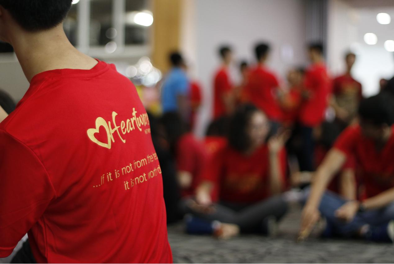 The Heartware Volunteer Toolkit