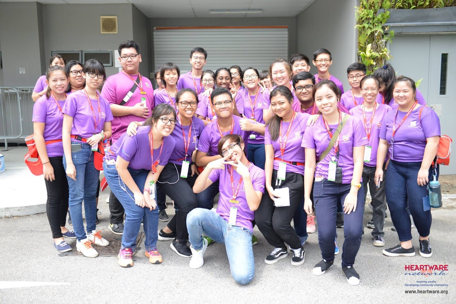 A Stepping Stone into Volunteerism
