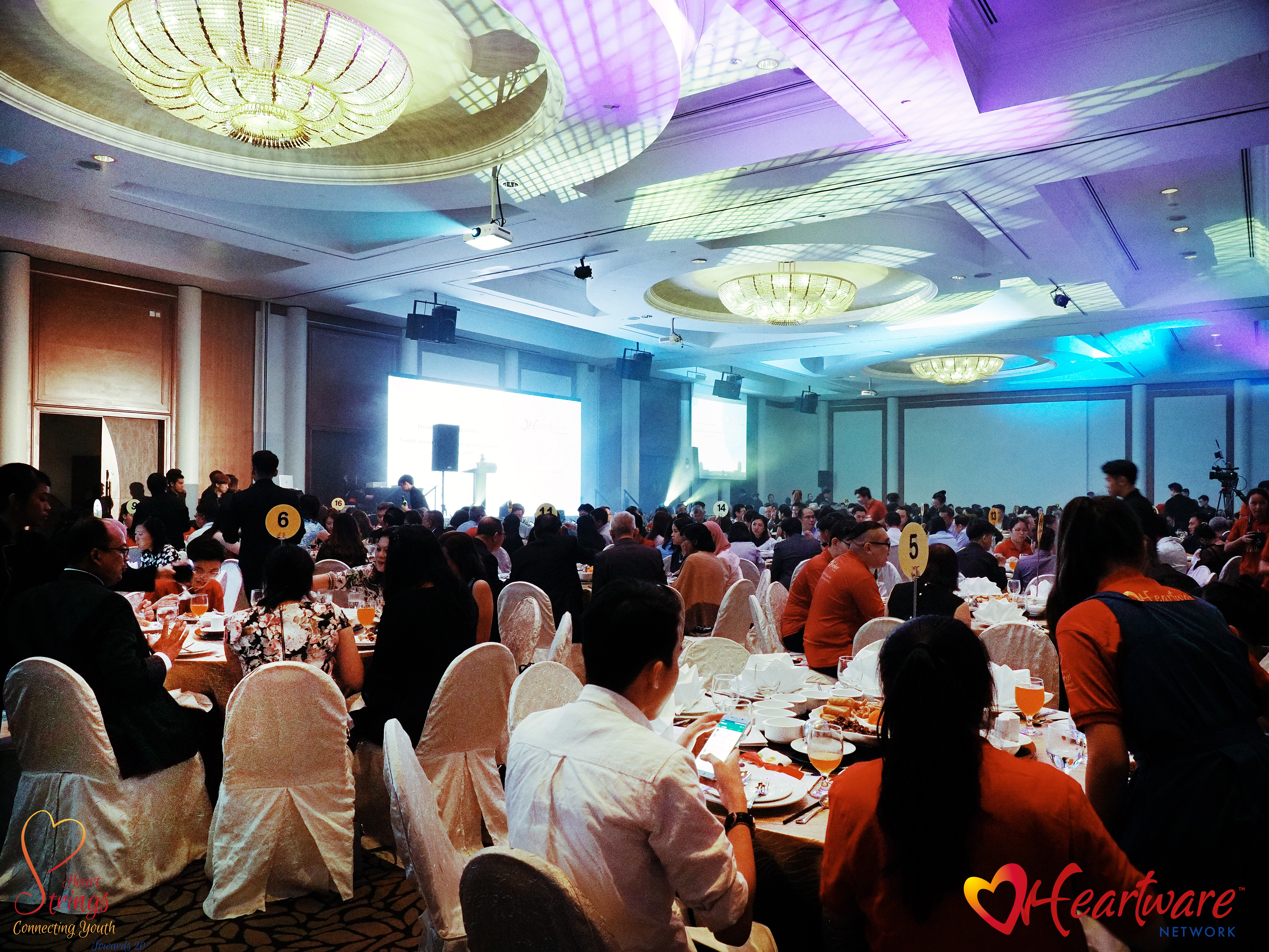 """""""Heart Strings, Connecting Youth"""": Heartware Network's 19th Annual Fundraiser Celebrates the Spirit of Unity and Compassion"""