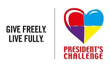 President's Challenge Volunteer Drive