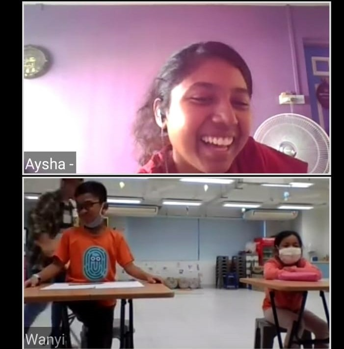 Volunteerism Through Video Calls – Connecting Hearts When Social Distancing