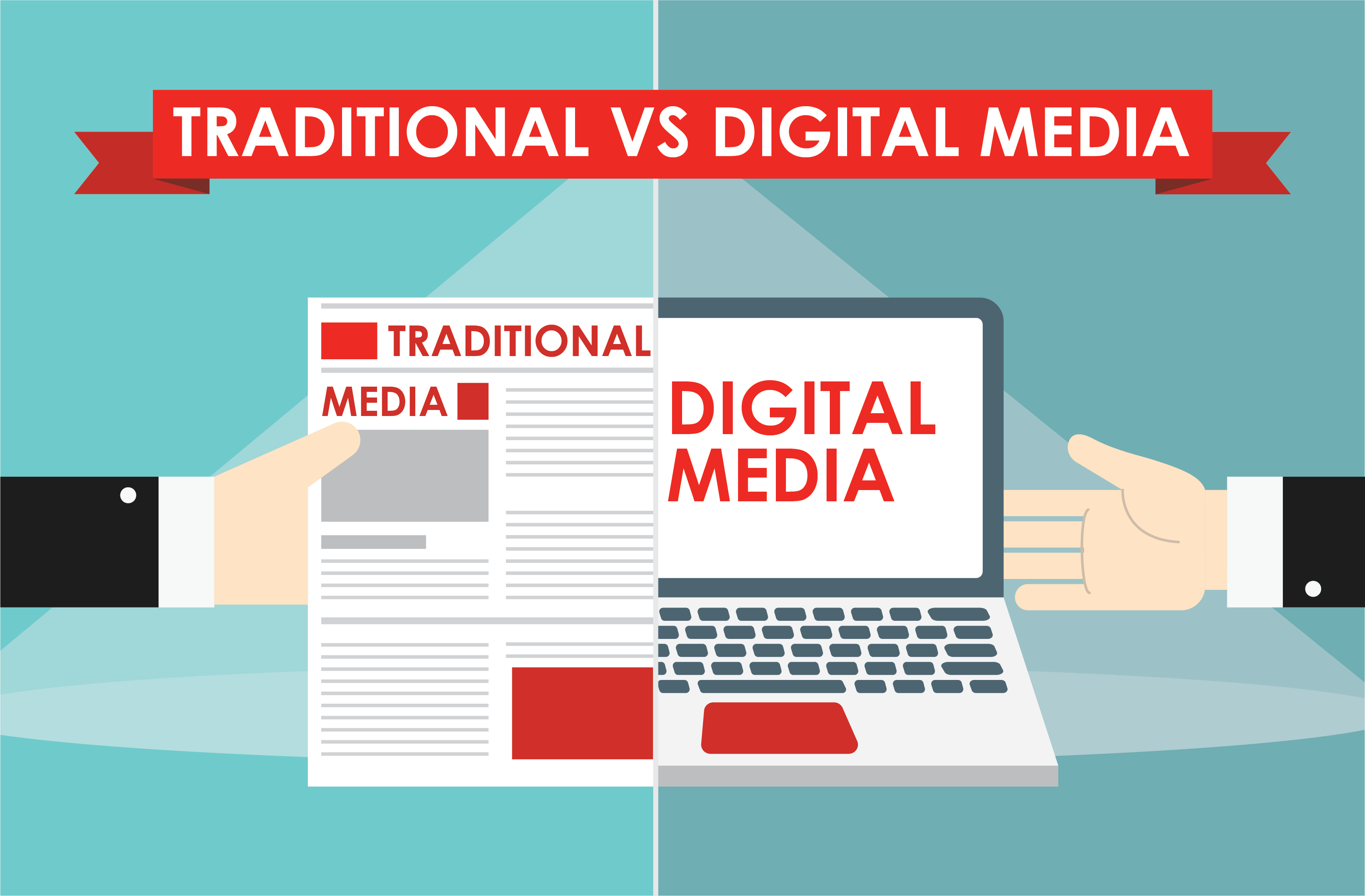 Can Digital Media Replace Traditional Media?