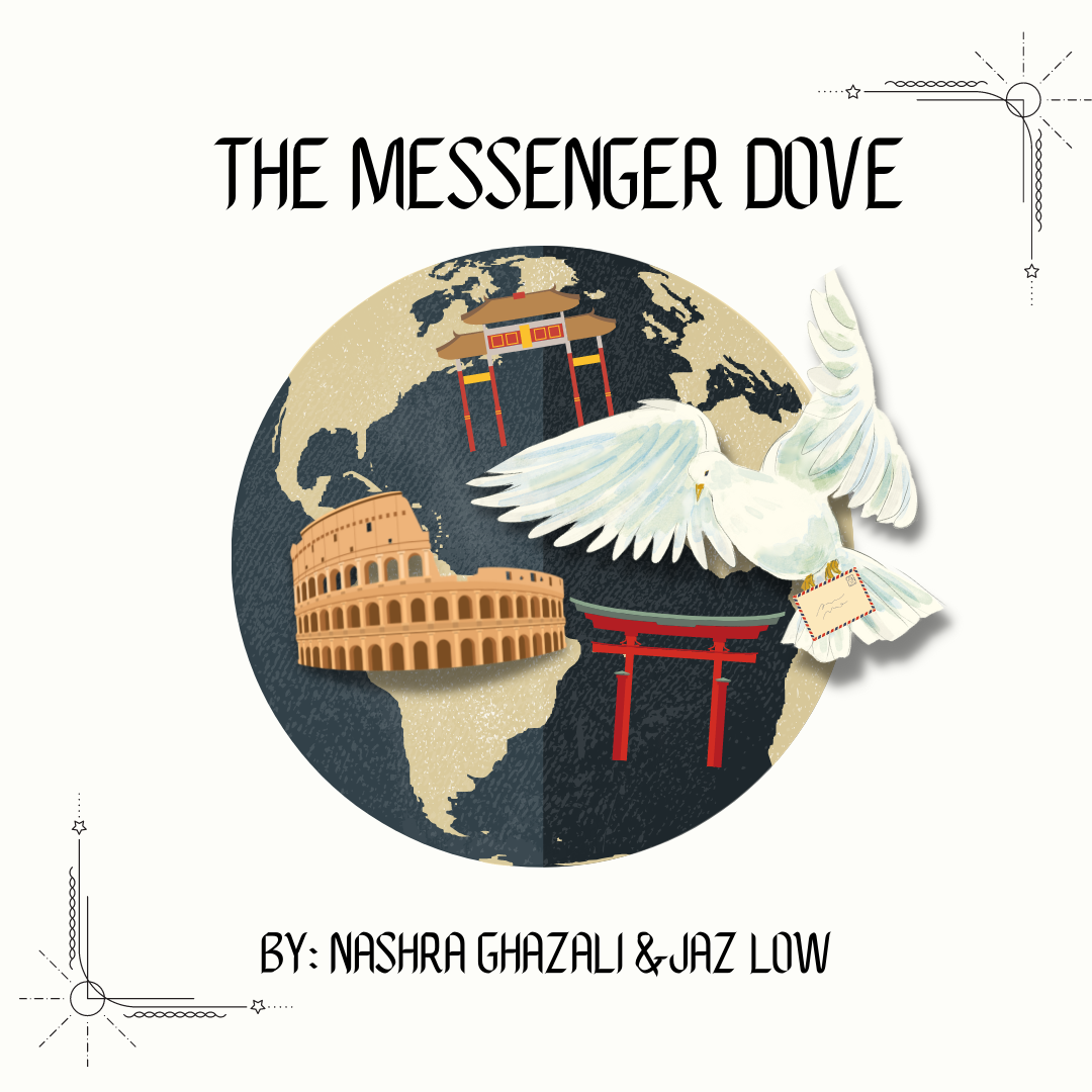 The Messenger Dove